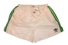 adidas vintage Nylon 90s Shorts Sampdoria shiny Sporthose Sprinter Gr. 8 L GS1