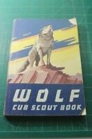 Cub Scout Wolf  Hand Book 1957 Printing