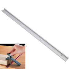 600mm T-track T-slot Miter Track Jig Fixture Woodworking Tool for Router Table