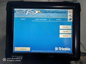 Trimble FM 1000 Display Unlocked To RTK & Glonass & AG-710 Radio