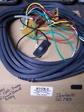 SANITAIRE - EUREKA SUPPLY CORD WITH PC BOARD & SWITCH #61178-3
