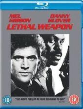 Lethal Weapon 7321904828440 Blu-ray Region 2