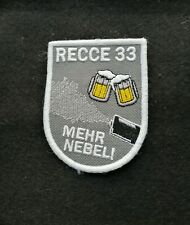 Bundesheer KFOR Recce Patch Abzeichen ÖBH