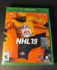 NHL 19 (XBOX ONE) NEW