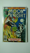 MARVEL COMICS GROUP 5 MOON KNIGHT SOME THINGS CAN'T FIGHT High Grade Book K4-61