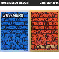 MOBB The MOBB DEBUT 1st Mini Album Random Ver CD+PhotoBook+Card KPOP