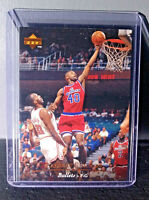 1995-96 Upper Deck Calbert Cheaney #21 Basketball Card
