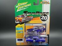 JOHNNY LIGHTNING 1964 PONTIAC GTO SPOILERS VS A REL 1 NO 3 1:64 DIECAST CAR