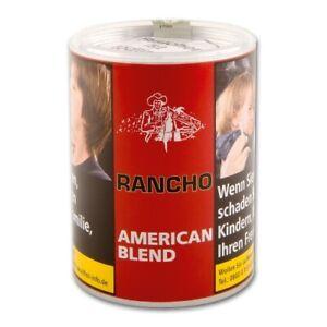 5 x Zigarettentabak Rancho American Blend à 190 Gramm