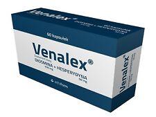 Venalex- Diosmin 450 mg + Hesperidin 50 mg 60 Kapseln für 30 Tage