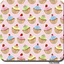 "Hydrographics Film Cupcakes 20"" x 6.5'"