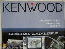 KENWOOD (GENUINE BROCHURE ONLY)............RADIO_TRADER_IRELAND.