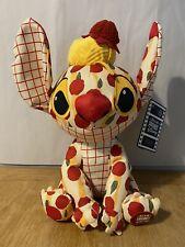 Stitch Crashes Disney Ltd Edition Plush Toy - Lady & The Tramp Delivery
