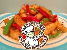 Chinese Salt & Chilli Pepper Seasoning 10% Extra Free 275g by Mister Marinade