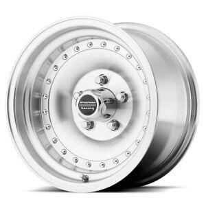 "American Racing AR61 Outlaw I 14x7 5x4.75"" +0mm Machined Wheel Rim 14"" Inch"