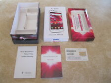 Samsung Galaxy SII Box & All manuals, operating instructions,S2 (No Phone)