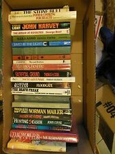 LOT OF 23 MIXED BOOKS FICTION AND NON-FICTION NICE BOOKS FREE SHIPPING USA
