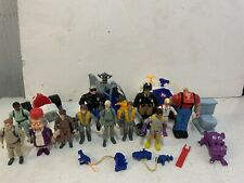Vintage The Real Ghostbusters Vehicle's & Action Figures Lot Bundle Kenner 1980s