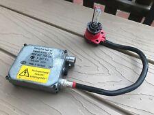 OEM BMW Xenon Headlamp Ballast Control Module With Xenon Bulb 8 387 114
