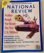 National Review Feb 9 1998 Politics Clinton Child Care Initiative Military Fail