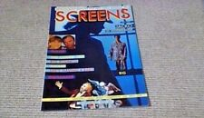 SCREENS VIDEO UK 1989 MICHAEL JACKSON MOONWALKER BEETLEJUICE ELM STREET FRANTIC