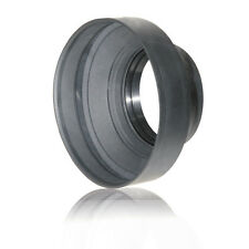 AGFA 62mm Heavy Duty Rubber Lens Hood APSLH62