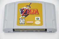 Legend of Zelda: Ocarina of Time Nintendo 64 Video Games Cartridge N64