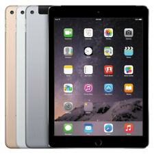 Apple iPad Air 2 - 16GB 32GB 64GB 128GB - Wi-Fi + 4G - Gold, Silver, Space Gray
