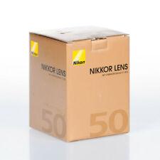 Nikon AF-S NIKKOR 50mm f/1.8G Objektiv