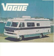 VOGUE MOTORHOME OPERATIONS AC & FURNACE MANUALS - 675pgs for RV Repair & Service