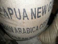 Papua New Guinea Green coffee beans unroasted 10 lb for home roaster