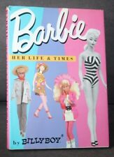 First Edition 1987 Doll Book Barbie Her Life And Times
