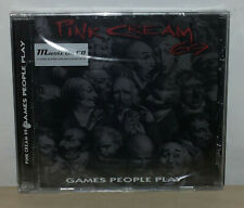 PINK CREAM 69 - GAMES PEOPLE PLAY - MUSIC ON CD - CD