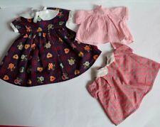 lot vêtement  robe poupée ancienne doll vintage bella gégé raynal période 60/ 70