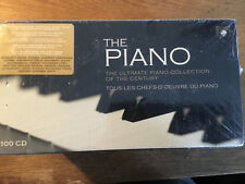 Ultimate Piano Collection Of The Century [100 CD Box] NEU OVP Oort Gilels Austbo