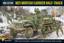 Bolt Action M21 Mortar Carrier Half-Track *World War II* Warlord Games