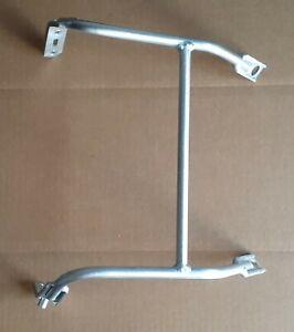 1993 to 1994 Honda CBR 900RR upper fairing / mirror bracket stay