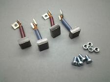 MONARK charbon Brosses-jeu pour Bosch JF 1,9 - 2,7 KW starter démarreur carbone set