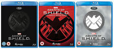 Marvel's Agents of S.H.I.E.L.D. Shield Seasons 1 2 3 [Blu-ray Combo Collection]