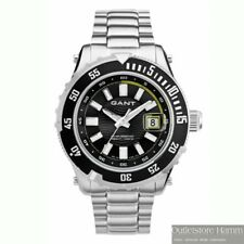 GANT Uhr Pacific W70641 Herren Taucher-Uhr Armbanduhr 100 ATM wasserdicht
