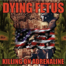Dying Fetus-Killing On Adrenaline CD NEW