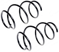 2x BMW E85 Z4 2.0 i Front Coil Springs Without M-technology 2005-2009