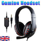Stereo Video Gaming Headset For Xbox One PS4 Nintendo Switch & PC Mic&Headphones