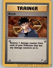 2000 pokemon Gym Heroes Brock 98/132