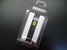 Ferrari Samsung Galaxy S3 CG MOBILE for S3 White & Black Hard Case Cover