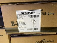Cooper B-Line Spring Lock Nut- N225(1/2)Zn (100ct) I have 102 boxes available
