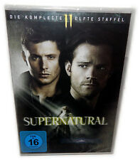 Supernatural - Die komplette Staffel/Season 11 [DVD] 6-Disc, Deutsch(e) Version
