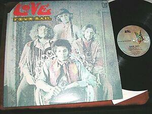 LOVE   -           Four Sail,      RARE 1970 LP...... NICE COPY
