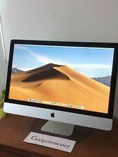"Apple 27"" iMac 2013 3.5GHz Intel Core i7 1TB SSD 32GB GTX 775M. 2GB GFX"