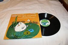 THE UGLY DUCKLING AND OTHER TALES BY HANS CHRISTIAN ANDERSEN-LP read by Boris Ka